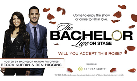 The Bachelor Live on Stage - CANCELED